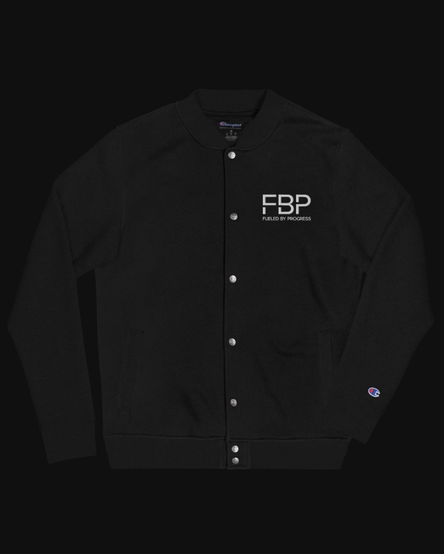 FBP x Champion Bomber Jacket - Black