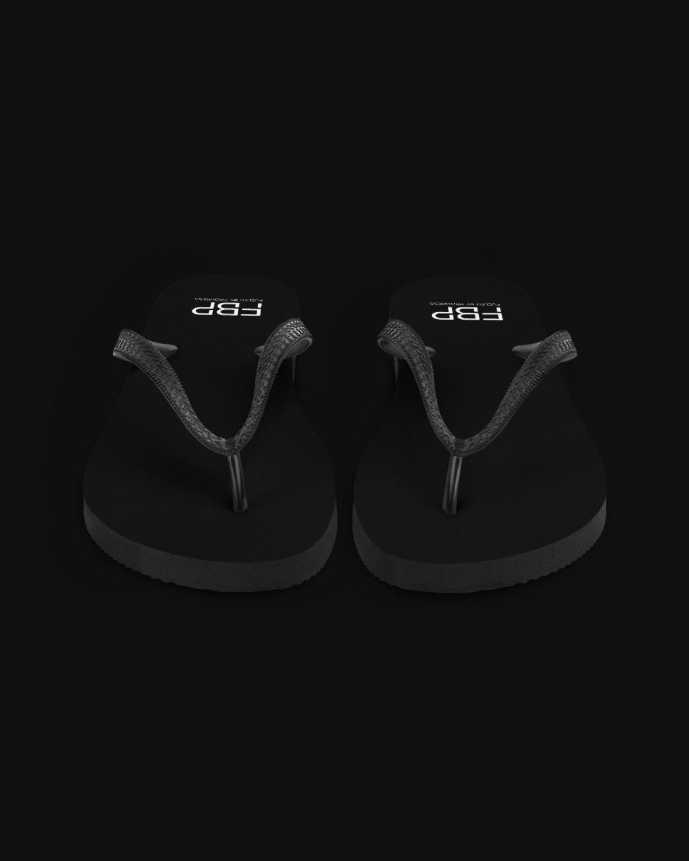 Origin Flip-Flops - Black (2)