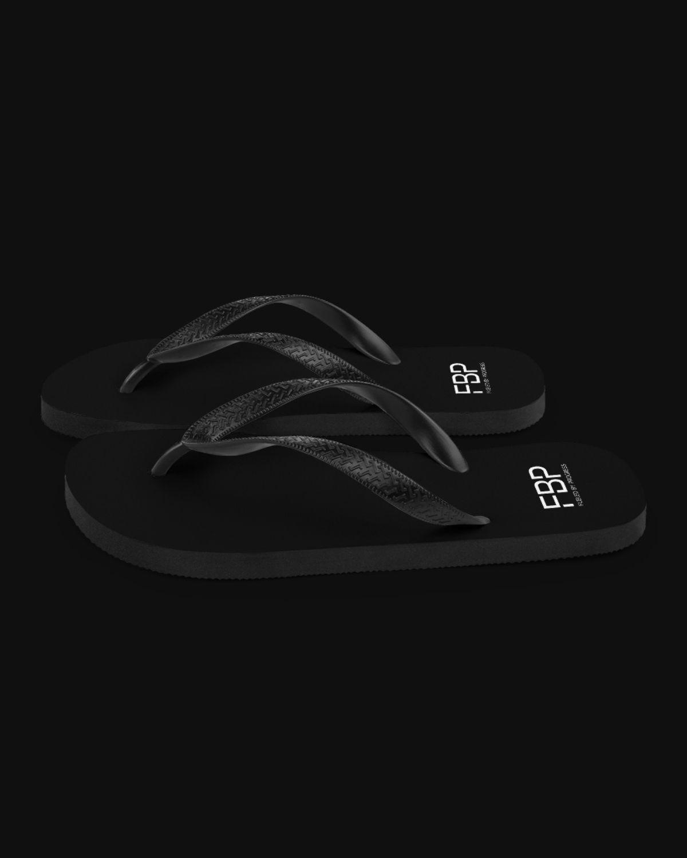 Origin Flip-Flops - Black (3)