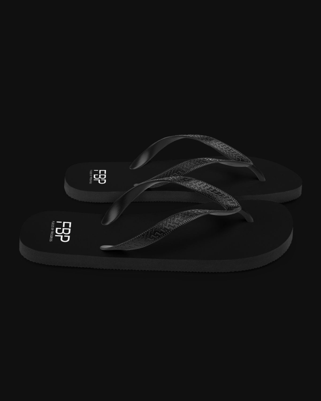 Origin Flip-Flops - Black (4)