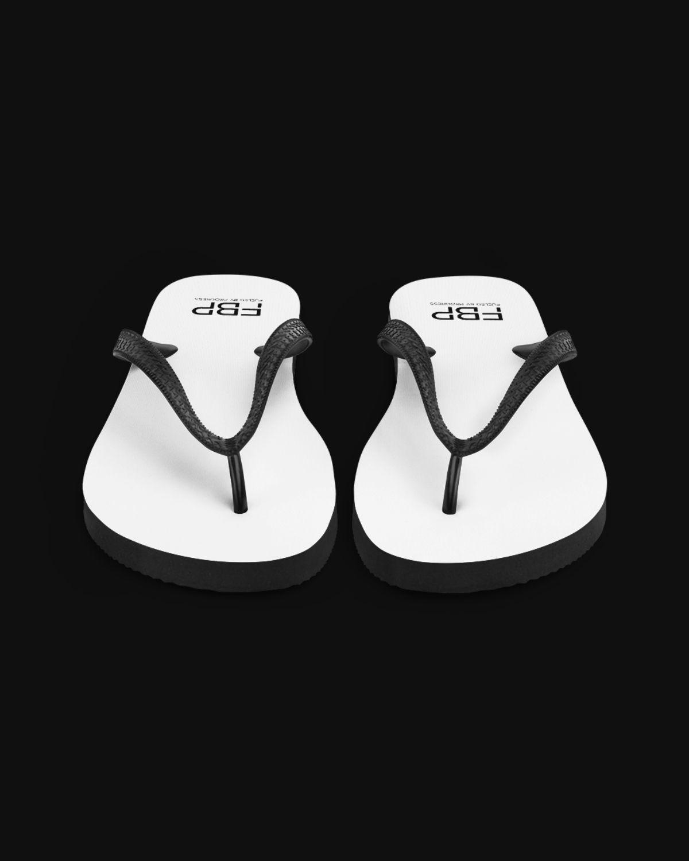 Origin Flip-Flops - White (2)