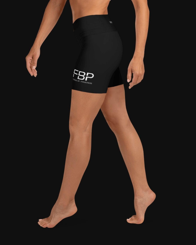 Origin Yoga Shorts - Left