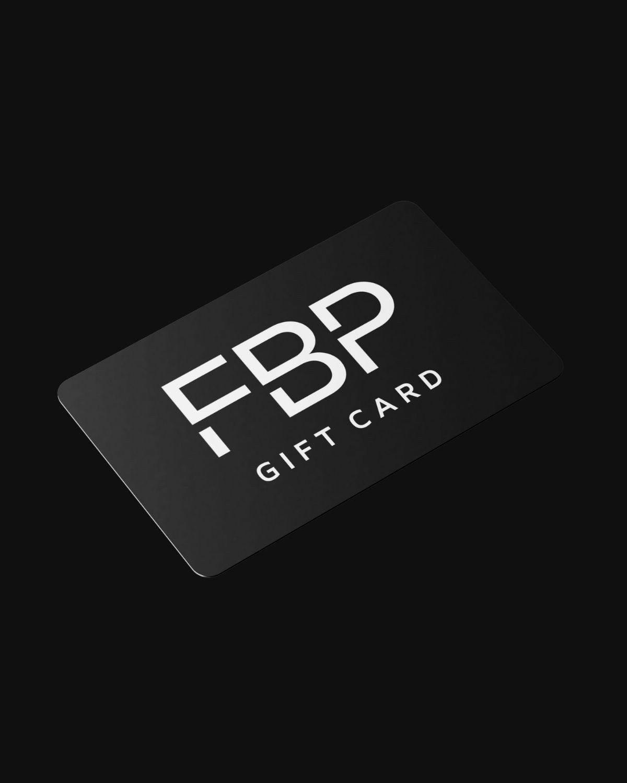 FBP Digital Gift Card