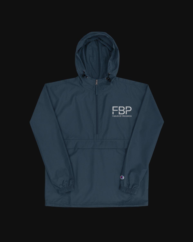 FBP x Champion Packable Jacket - Navy