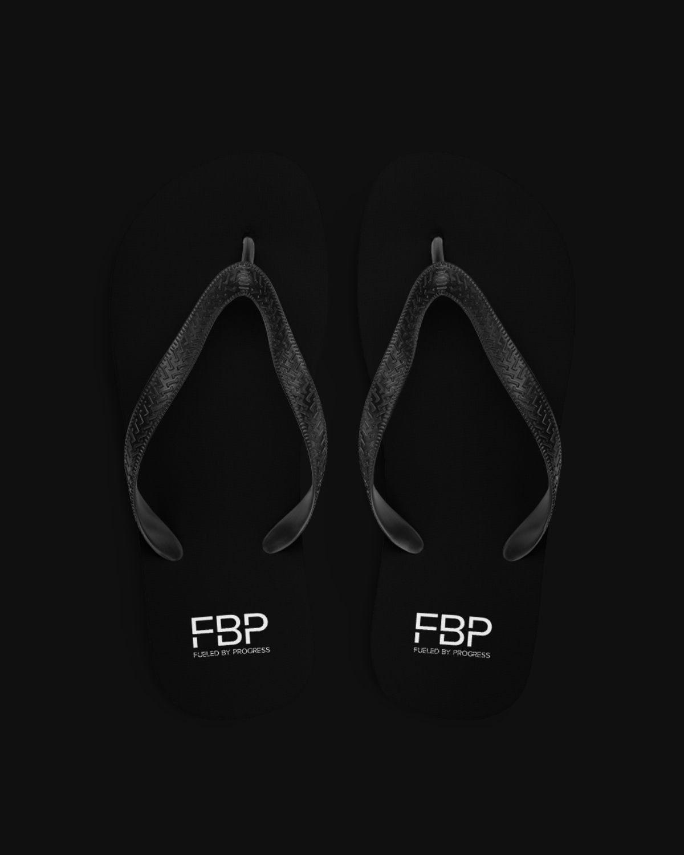 Origin Flip-Flops - Black